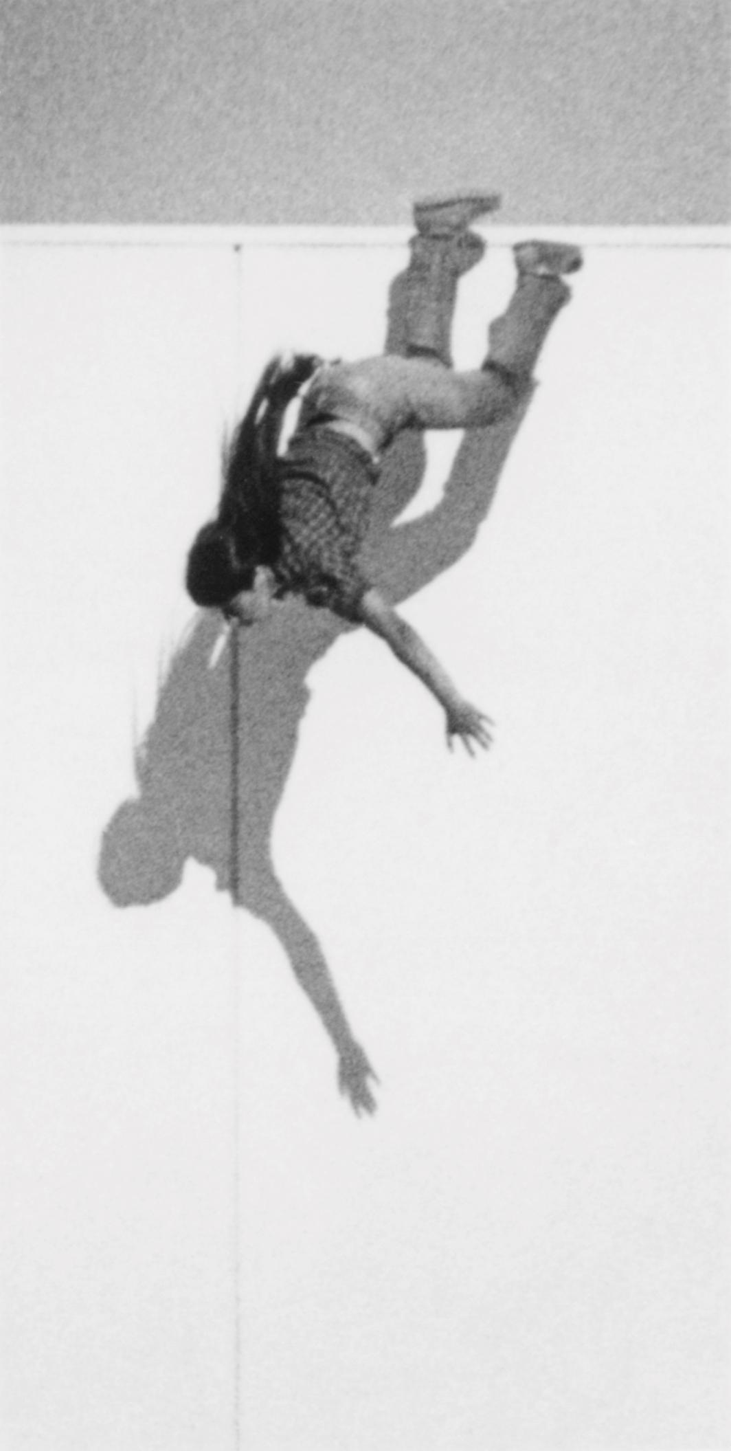Sarah Charlesworth, Patricia Cawlings, Los Angeles, 1980, gelatin silver print, 78 × 42