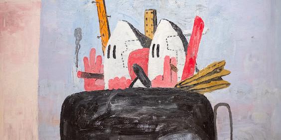 www.artforum.com: Hauser & Wirth to Show Controversial Philip Guston Klan Paintings