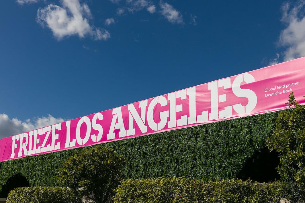 www.artforum.com: Frieze Los Angeles 2021 Canceled, New Venue Sought for 2022