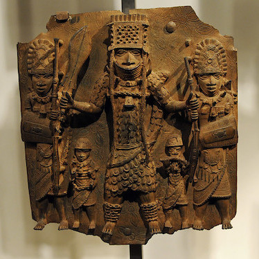 A Benin Bronze from the collection of the British Museum. Photo: Son of Groucho/Flickr.