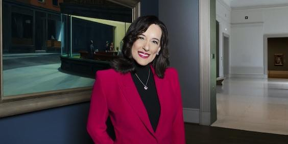 www.artforum.com: Denise Gardner Named Board Chief of Art Institute of Chicago