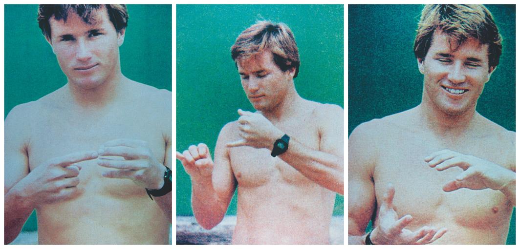 From left: Dean Sameshima, Untitled (Blowjob), 2003, C-print, 12 1⁄4 × 9 5⁄8