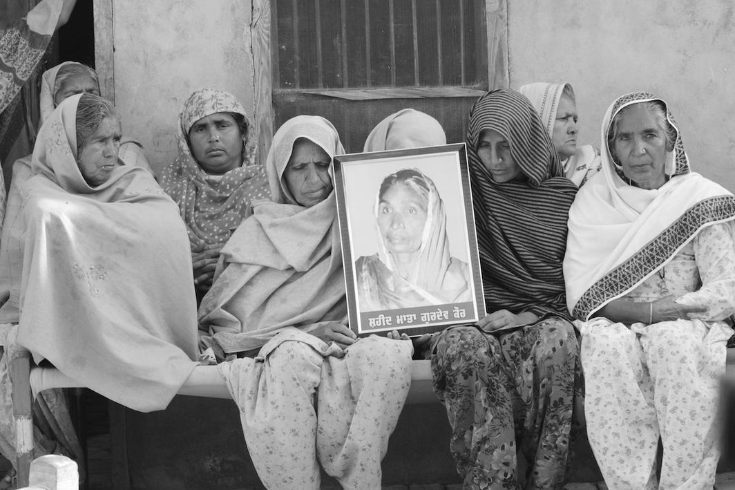 Randeep Maddoke, untitled black-and-white photograph, 2021