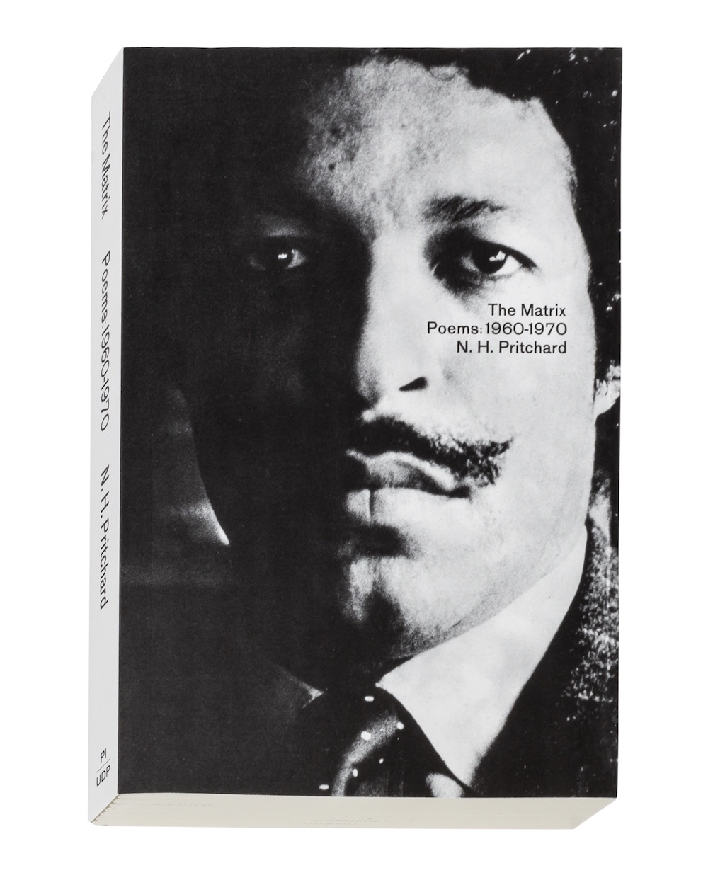 Cover of N.H. Pritchard's The Matrix, 1970 (Primary Information, 2021).