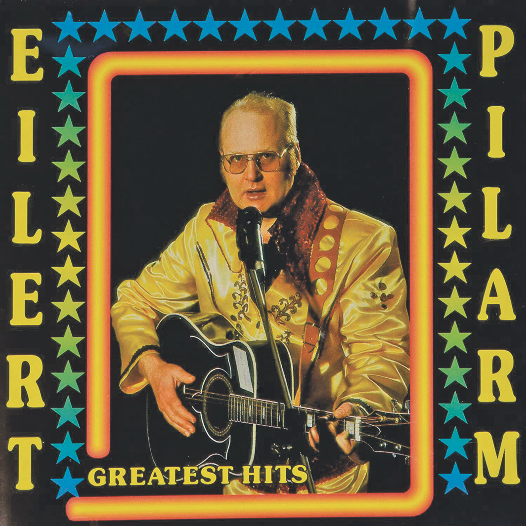 *Cover of Eilert Pilarm's _Greatest Hits _*(Green Pig Production, 2013).