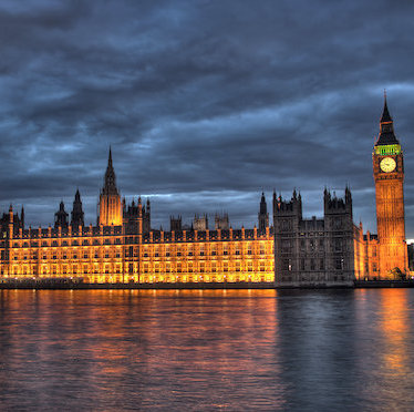 The Palace of Westminster. Photo: Maurice/Flickr.