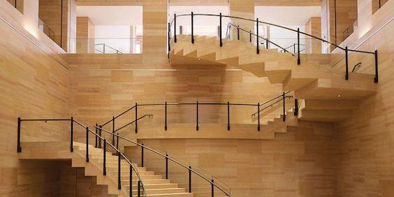 Frank Gehry Renovation of Philadelphia Museum of Art Debuts