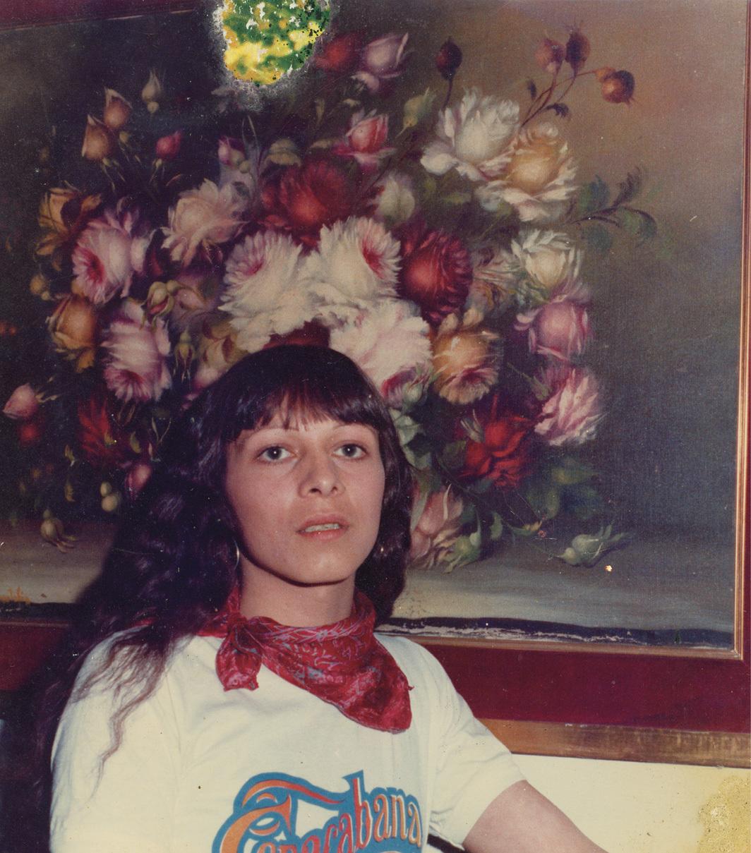 Julieta Gonzalez, Tigre, Buenos Aires, 1985.