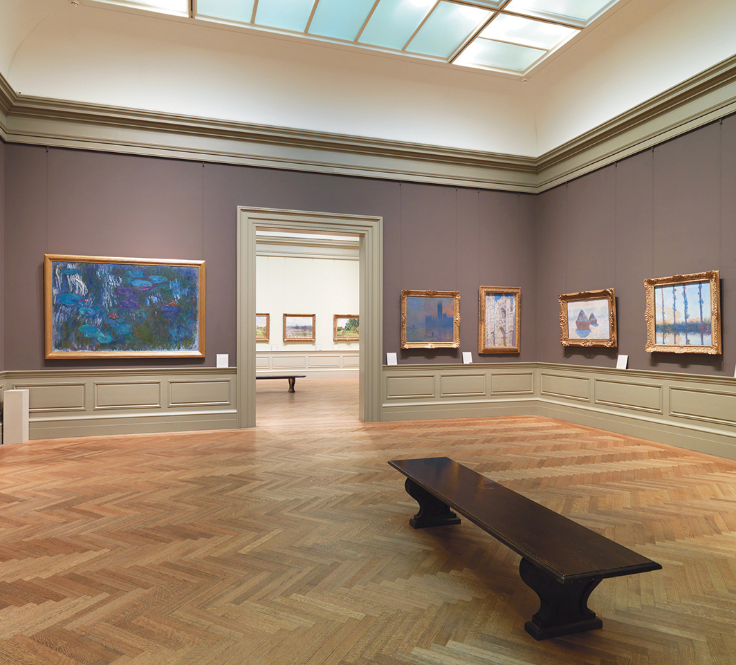 The Annenberg Galleries, Metropolitan Museum of Art, New York, 2011.