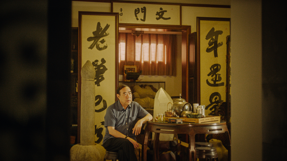 Jia Zangke, Swimming Out Till the Sea Turns Blue, 2020, DCP, color, sound, 112 minutes. Jia Pingwa.