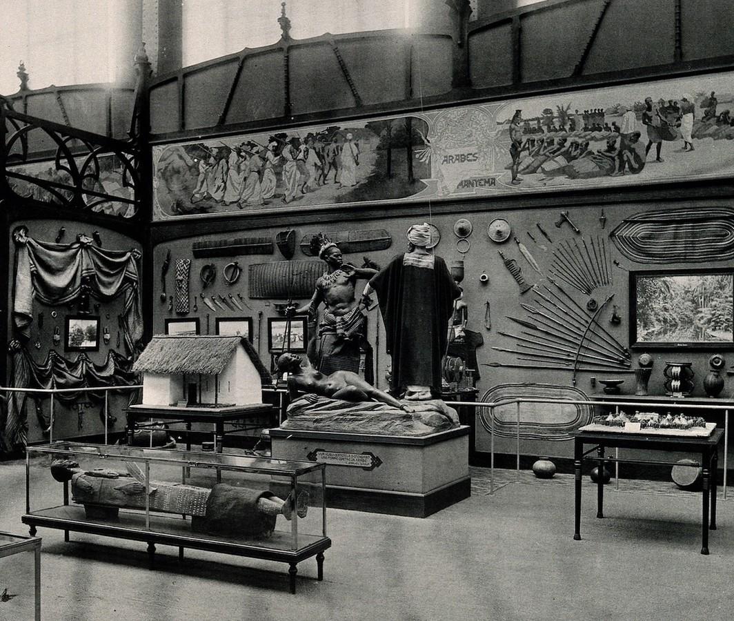 The Musée du Congo in Tervuren, Belgium. Photo: Wikipedia Commons.