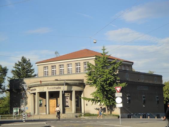 Kunsthalle Bern. Photo: Krol:k/Wikipedia Commons.