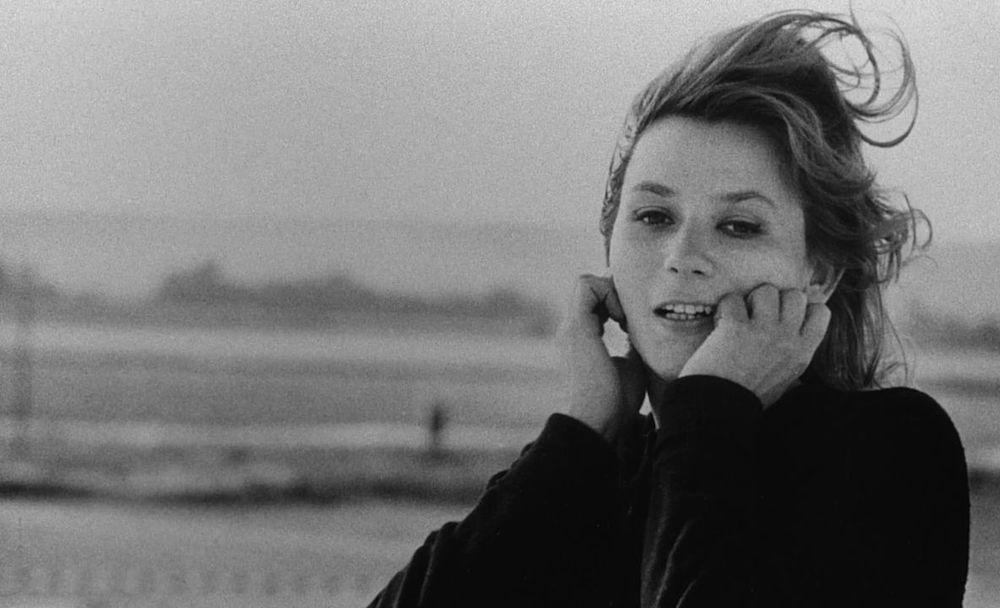 Chris Marker, La Jetée, 1962, 35 mm, black-and-white, sound, 28 minutes. The Woman (Hélène Chatelain).