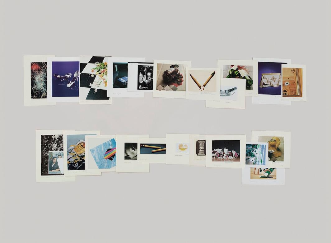 Taryn Simon, Folder: Broken Objects, 2012, archival inkjet print, 47 × 62