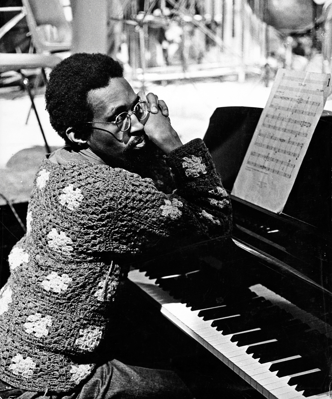 Julius Eastman, 1974. Photo: George Oliver.