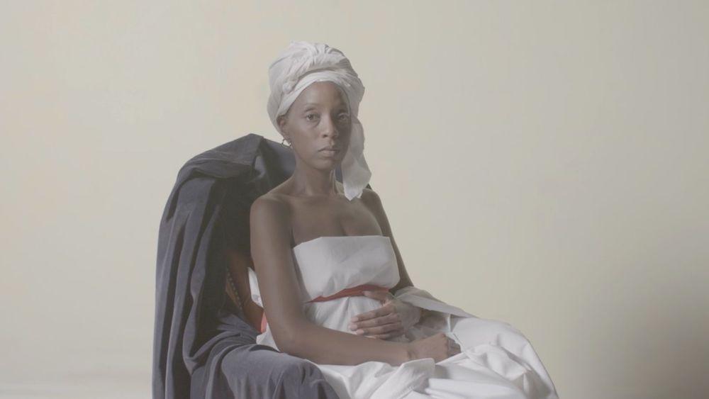 Eléonore Yaméogo, A van.  Dienderen, Rosine Mbakam, Prism, 2021, DCP, color, sound, 78 minutes.